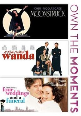 Moonstruck/a Fish Called Wanda/Four Weddings and a Funeral