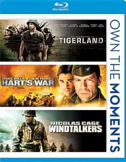 Tigerland/Hart's War/Windtalkers