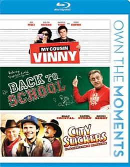 My Cousin Vinny/Back to School/City Slickers
