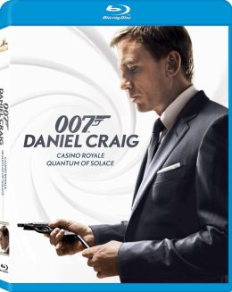 Quantum Of Solace / Casino Royale