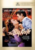 Video/DVD. Title: The Big Knife