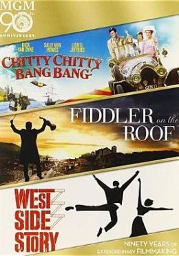 Chitty Chitty Bang Bang/Fiddler on the Roof/West Side Story