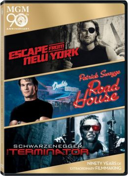 Escape from New York/Road House/the Terminator