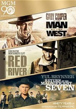 Man of the West/Red River/Return of the Magnificent Seven