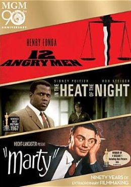 12 Angry Men/in the Heat of the Night/Marty