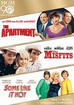 Apartment/Misfits/Some like It Hot