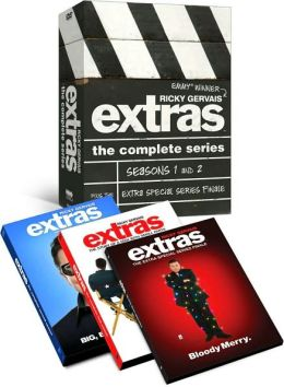 Extras - The Complete Series