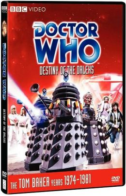 Doctor Who: the Destiny of the Daleks