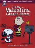 Video/DVD. Title: Be My Valentine, Charlie Brown