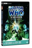 Video/DVD. Title: Doctor Who: the Ribos Operation