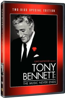 Tony Bennett: The Music Never Ends