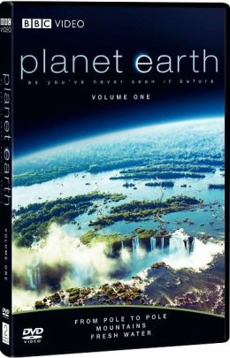 Planet Earth, Vol. 1: Pole to Pole/Mountains/Fresh Water