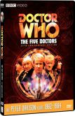 Video/DVD. Title: Doctor Who: The Five Doctors