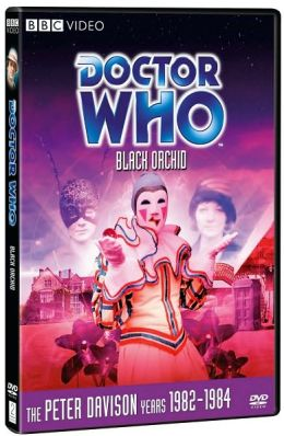 Doctor Who - Black Orchid - Episode 121