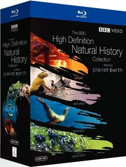 The BBC High-Definition Natural History Collection