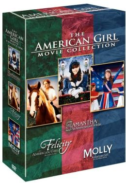 American Girl Movie Collection: Samantha/Felicity/Molly