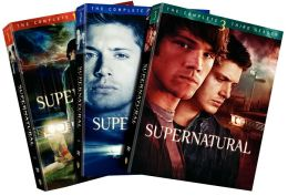 Supernatural: the Complete Seasons 1-3