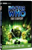 Video/DVD. Title: Doctor Who - Four to Doomsday - Episode 118