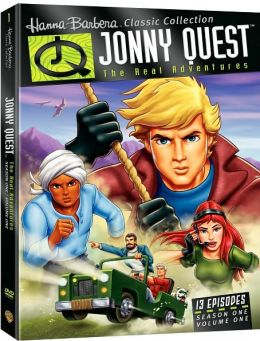 Real Adventures of Jonny Quest - Season 1