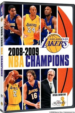 NBA: 2008-2009 Champions - Los Angeles Lakers