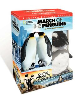 March of the Penguins/on the Wings of Dreams