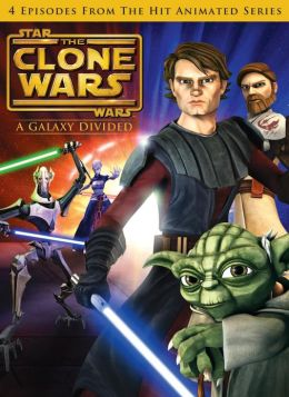 Star Wars The Clone Wars - A Galaxy Divided
