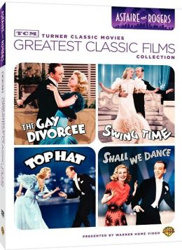TCM Greatest Classic Films Collection: Astaire and Rogers