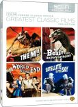 Video/DVD. Title: TCM Greatest Classic Films Collection: Sci-Fi Adventures