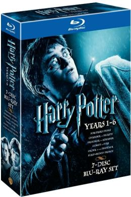 Harry Potter  Years 1-6