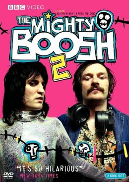 Mighty Boosh: Season 2
