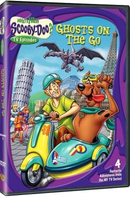 What's New, Scooby-Doo?, Vol. 7: Ghosts on the Go