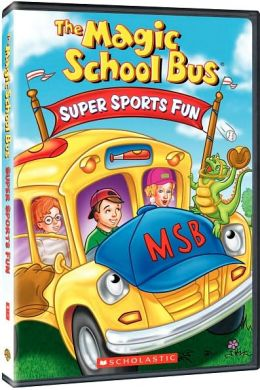 Magic School Bus: Super Sports Fun