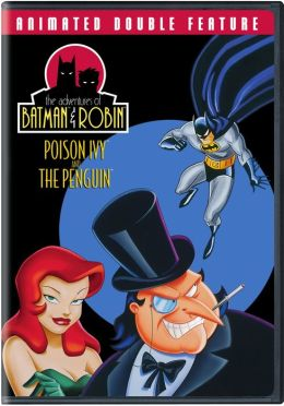 Adventures of Batman & Robin: Poison Ivy and the Penguin