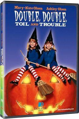 Mary-Kate & Ashley Olsen: Double, Double, Toil & Trouble