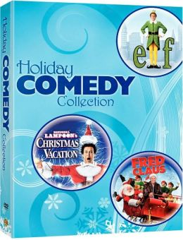 Holiday Comedy Collection: Elf/National Lampoon's Christmas Vacation/Fred Claus