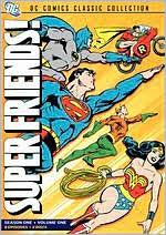 Superfriends!: Season One, Vol. 1