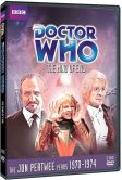 Video/DVD. Title: Doctor Who: the Mind of Evil