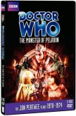 Video/DVD. Title: Doctor Who: the Monster of Peladon