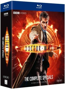 Doctor Who - The Complete Specials