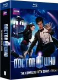 Video/DVD. Title: Doctor Who: The Complete Fifth Series
