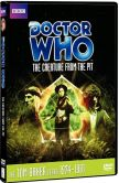Video/DVD. Title: Doctor Who: the Creature from the Pit