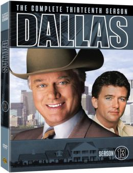 Dallas - The Complete Thirteenth Season