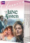 Video/DVD. Title: Jane Austen: Complete Collection