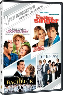 Wedding Collection: 4 Film Favorites