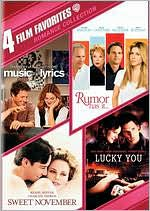 Romance Collection: 4 Film Favorites