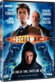 Video/DVD. Title: Doctor Who - The End of Time, Parts One & Two