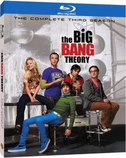 The Big Bang Theory - The Complete Third Season