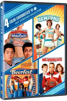 Guy Comedies Collection: 4 Film Favorites