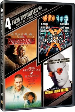 Oliver Stone Collection: 4 Film Favorites