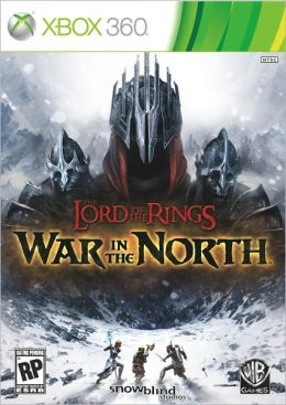 Lord Of The Rings War in the North X360